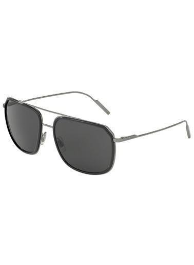 Dolce&Gabbana Güneş Gözlüğü Gri